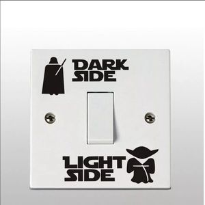 Star Wars Themed Wall Decal